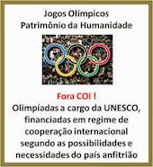 À beira das Olimpíadas