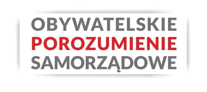 KWW Obywatelskie Porozumienie Samorządowe