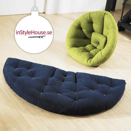 Vinn stolen Nest, som även kan bli en madrass, från inStyleHouse.se! Värde 2472 kr