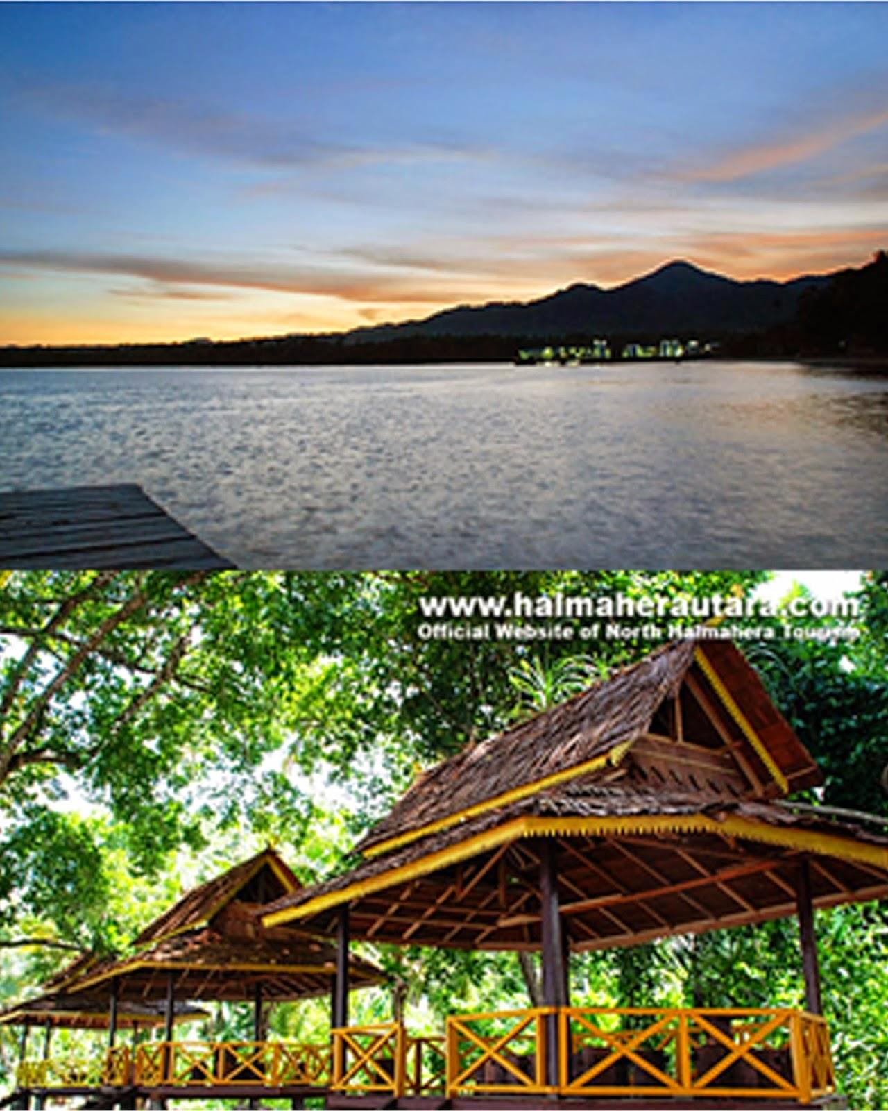 Pantai Kupa Kupa - Tobelo, Halmahera Utara