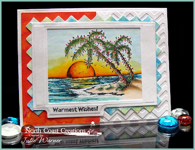 Stamps - North Coast Creations Warmest Wishes, Our Daily Bread Designs Custom Recipe Card and Tags Die