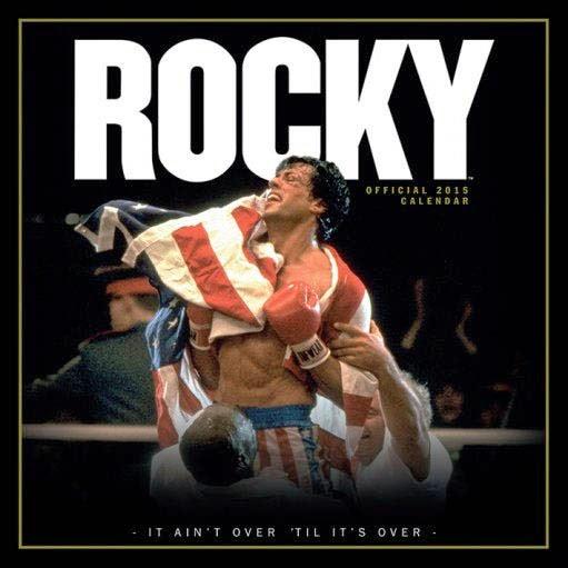 Calendario Rocky 2015
