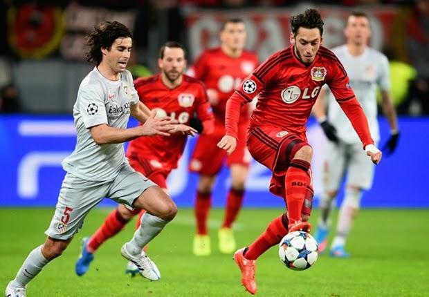 Liga Champions : Atletico Madrid Takluk Di Kandang Bayer Leverkusen