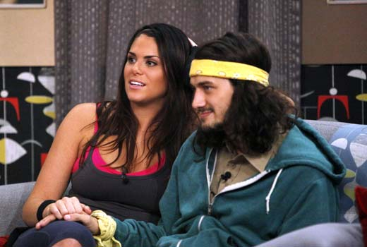 amanda and mccrae dating before big brother