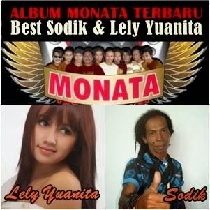 Album monata terbaru Best Sodik dan Lely Yuanita 2015
