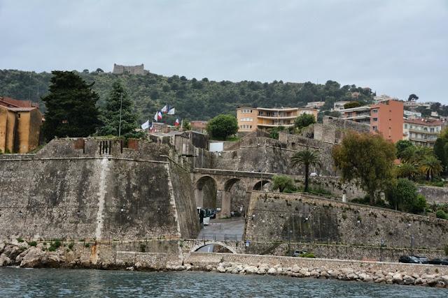 Villefranche sur Mer citadel