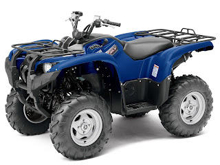 2013 Yamaha Grizzly 700 FI Auto 4x4 EPS ATV pictures 3