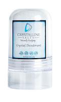 Crystal Deodorant  #CrystalDeodorant