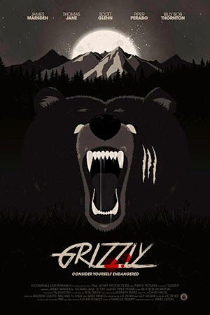 Poster Grizzly 2014