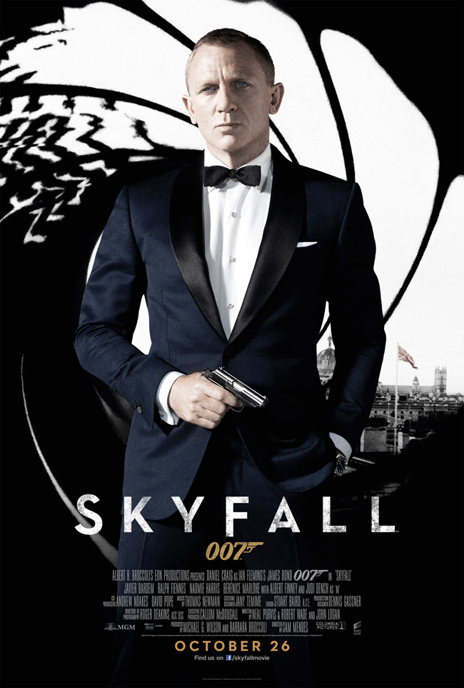 Phim Skyfall