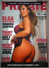 Capa Baixar Elga Shitara   Revista Private Baixaki Download
