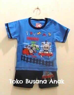 busana, kartun, thomas, and friends