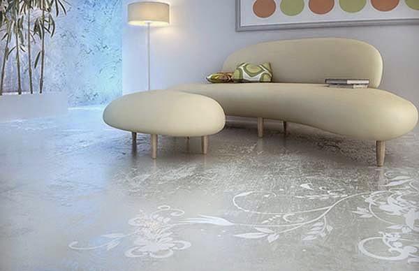 motif design plancher