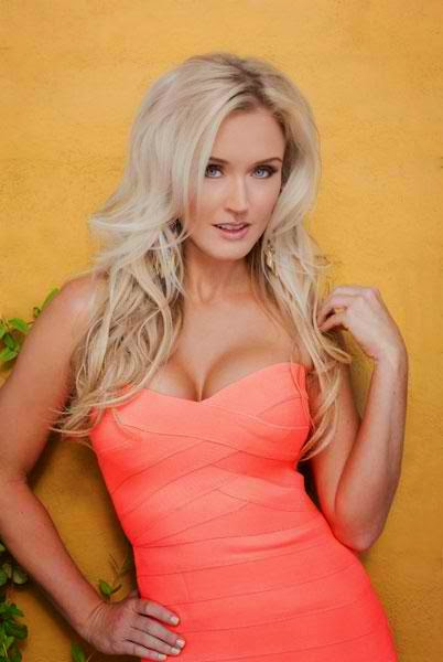 Blair O'Neal - hottest American athlete ranked 8th