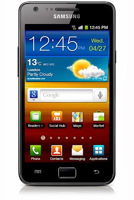 مواصفات وأسعار ومميزات وعيوب هاتف سامسونج جالاكسي Galaxy SII I9100G