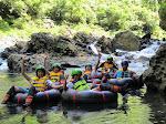 River Tubing Green Canyon