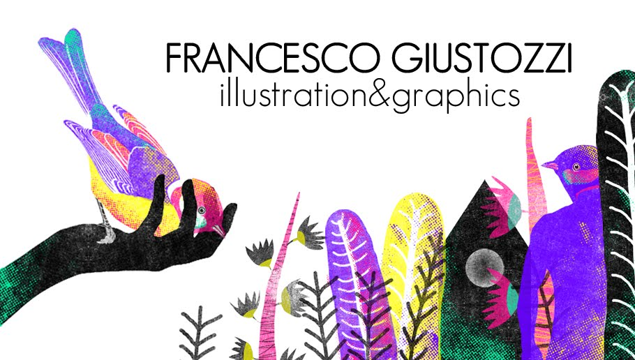 FRANCESCO GIUSTOZZI | Illustration and Graphics