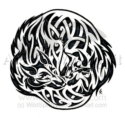 Printable Celtic Tattoos