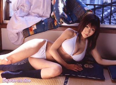 [Bejean OnLine] Cover Girl Horii Mizuki (2006.04)