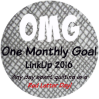 OMG One Monthly Goal