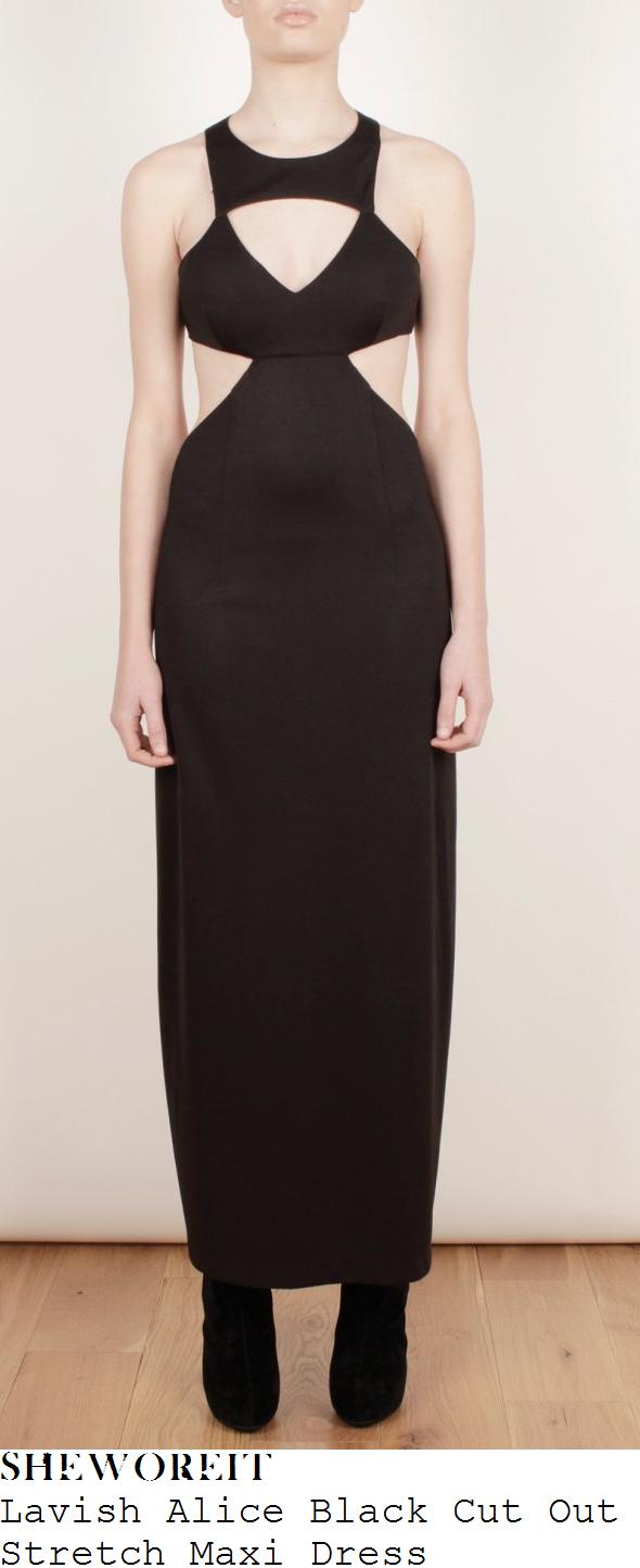 jorgie-porter-black-cut-out-maxi-dress