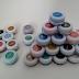 Experimentei: Pigmentos e glitters Lanmei