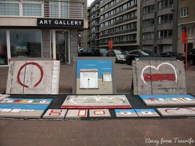 Knokke-Heist street art gallery