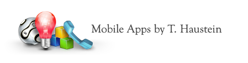 Mobile apps by T. Haustein