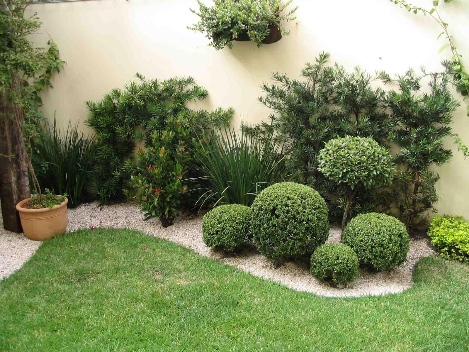 quintal jardim decoracao : quintal jardim decoracao:Tentando uma vida melhor: Decoração do quintal!