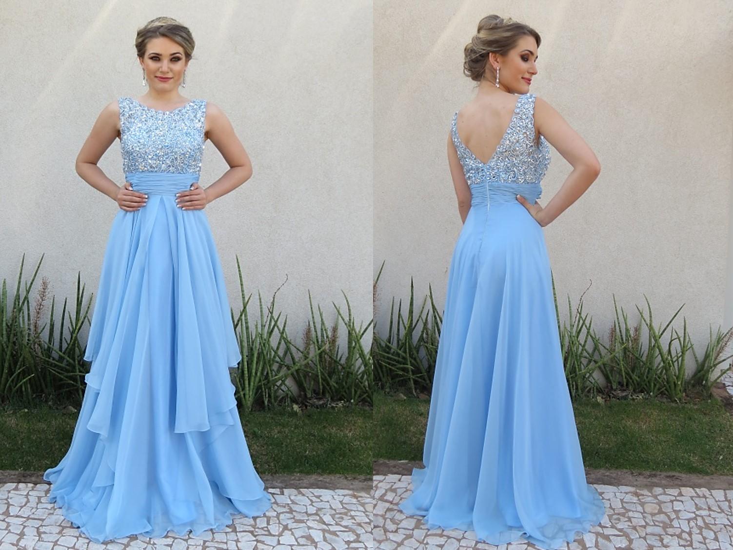 tpm básica top 10 vestidos longos para formatura