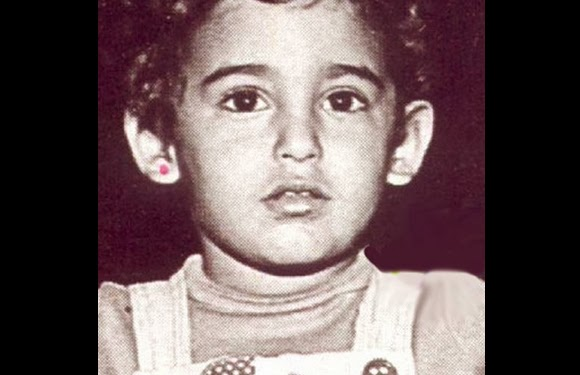 childhood rare photos of akshaye khanna
