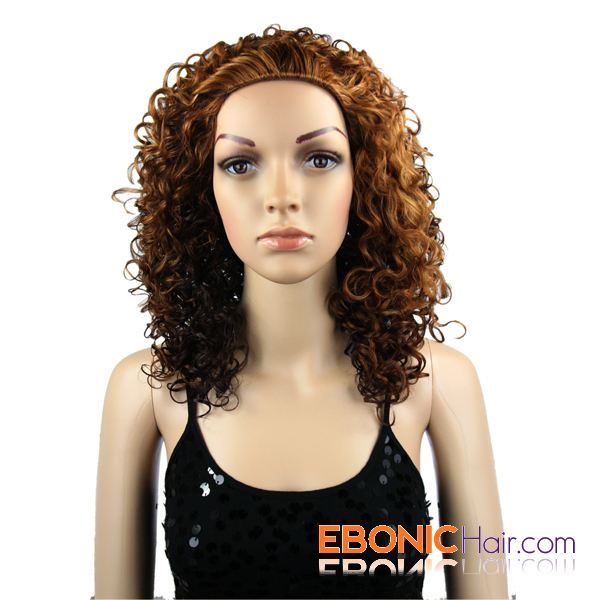 Review On Sensationnel Instant Weave Synthetic Half Wig