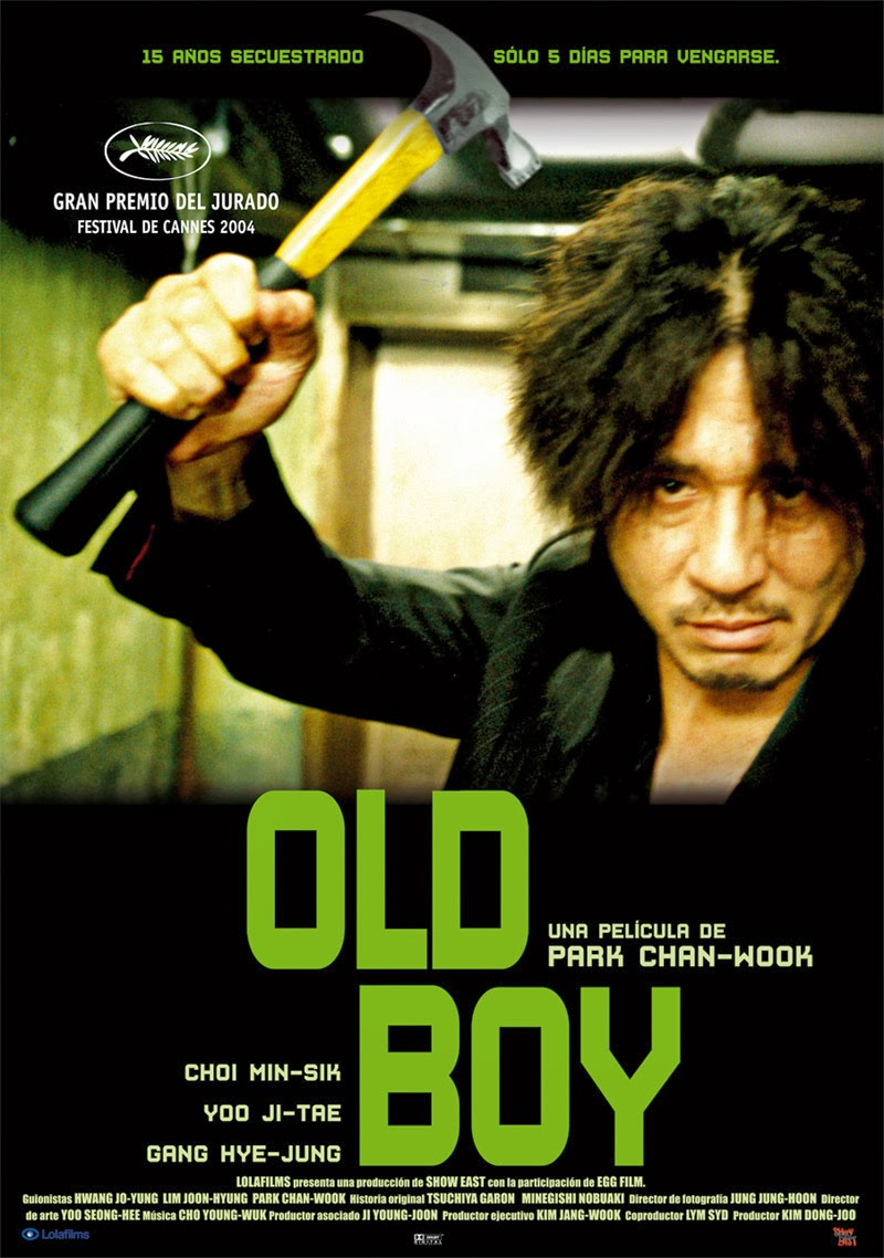 Old Boy (2003)