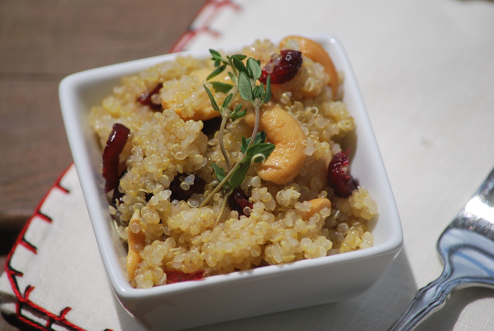 how to cook soaked quinoa