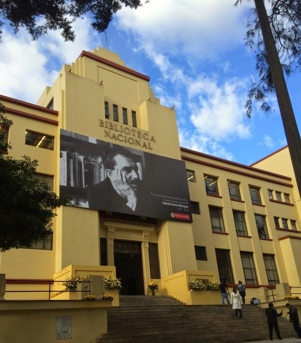 Biblioteca Nacional de Colombia guardará tesoros de Gabo