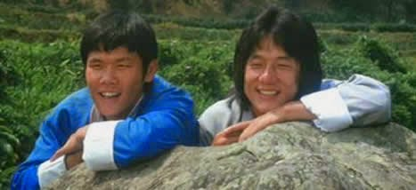Jackie Chan and Mars in Dragon Lord