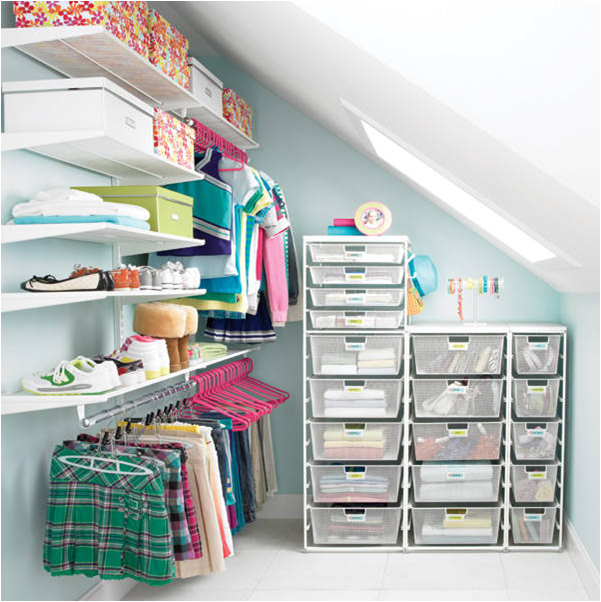 Teen Girl Storage Ideas | Design Inspiration of Interior,room,and ...
