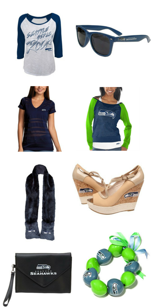 Seattle Seahawks gear for women
