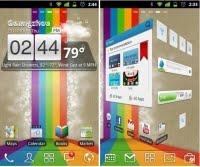 Launcher e temi Android