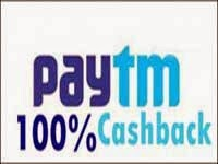 Free Wallet Cashback: Pay Rs 5 and Get Rs 10 Cashback in Paytm wallet Flymantra Paytm offer
