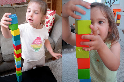 HABA letter blocks