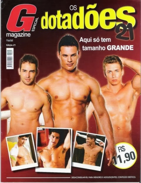 G Magazine - Os dotados
