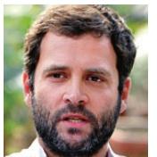 AICC General Secretary Rahul Gandhi