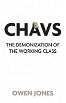 Chavs by Owen Jones book cover