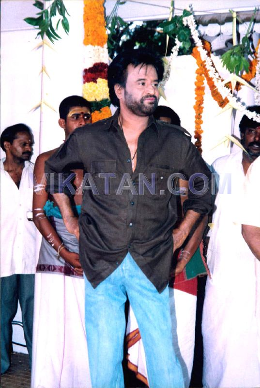 Super Star Rajinikanth's Rare Unseen Pictures 32