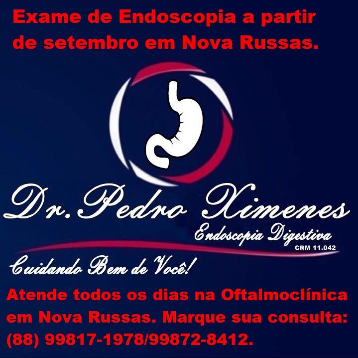 Médico Dr. Pedro Ximenes