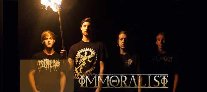 Facemelter Webzine: Immoralist - Widow Review
