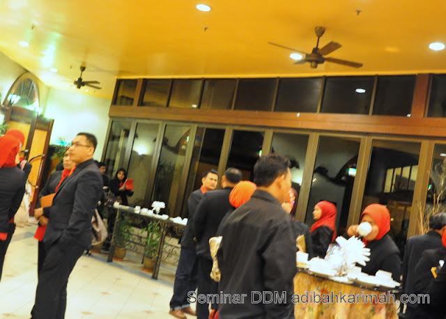 testimonial kejayaan perniagaan premium beautiful ddm adibah dlm seminar ddm di hotel awana genting highlands