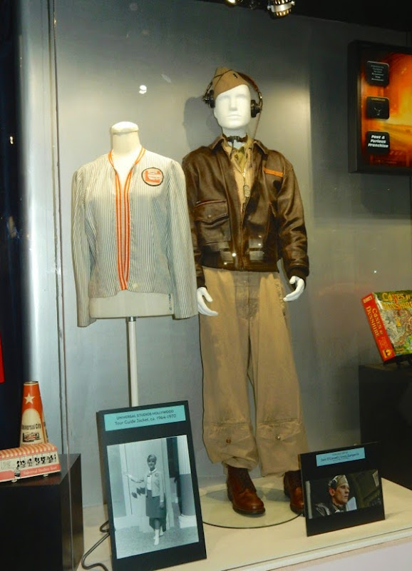 Unbroken movie costume exhibit Universal Studios Hollywood