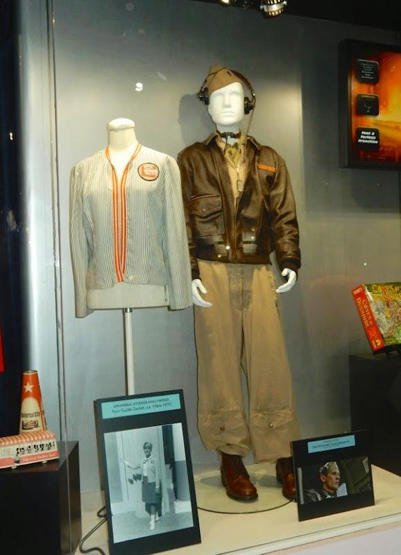 Unbroken movie costume exhibit Universal Studios Hollywood